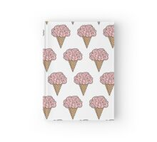 Mellow Brains Scattered cones. Hardcover Journal