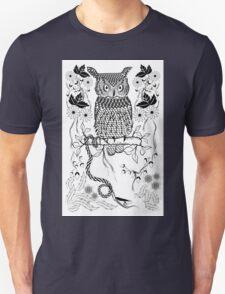 Jungle Owl T-Shirt