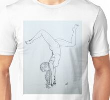 Yoga Girl 2.0  Unisex T-Shirt
