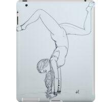 Yoga Girl 2.0  iPad Case/Skin
