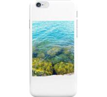 waterfront summer days iPhone Case/Skin