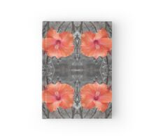 Hibiscus Patterns Hardcover Journal