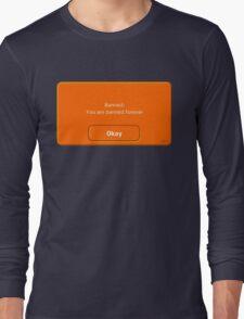 Banned (?) Long Sleeve T-Shirt