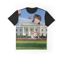Youtuber white house mashup Graphic T-Shirt