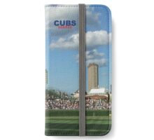 Cubs Baseball iPhone Wallet/Case/Skin