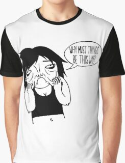 Everything is Awful Graphic T-Shirt