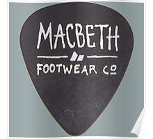 Macbeth Picks Poster