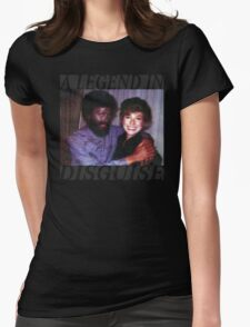 Michael Jackson | A Legend In Disguise Womens Fitted T-Shirt