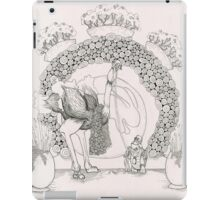 The Cottontail Races iPad Case/Skin