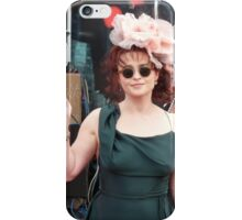 Helena says Hello iPhone Case/Skin