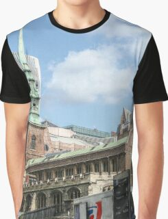 All Hallows by the Tower Graphic T-Shirt