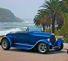 1929 Ford 'Full Fender' Roadster by DaveKoontz