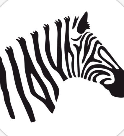 Zebras! Sticker