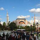 St Sophia (Hagia Sophia) by Maria1606