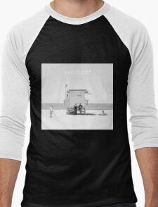 Our White Cover Men's Baseball ¾ T-Shirt