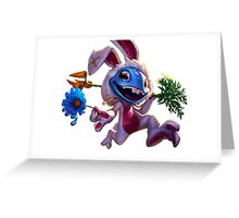 Cottontail Fizz - League of Legends Greeting Card