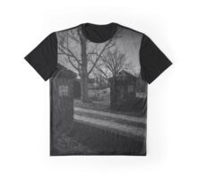 Central Cemetery 1855 - 1906 | Orient, New York Graphic T-Shirt
