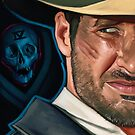 Indiana Jones and the Phantom Dead by Brad Collins