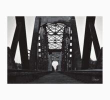 Brookshire Rail Road Bridge BW II Kids Tee
