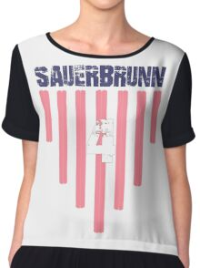 Becky Sauerbrunn #4   USWNT Olympic Roster Chiffon Top