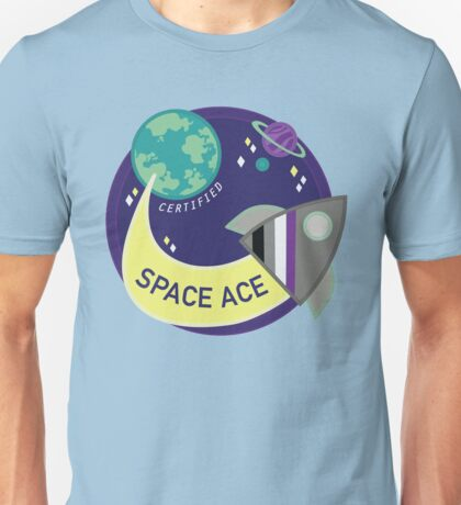Certified Space Ace Unisex T-Shirt