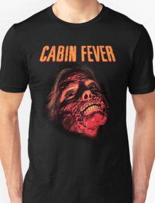 Cabin Fever Skull Face T-Shirt