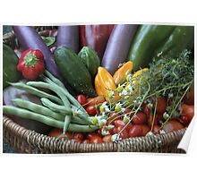 Garden Goodies! Poster