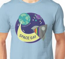 Certified Space Gay Unisex T-Shirt