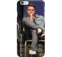 Robbie Jarvis Panel Pose iPhone Case/Skin