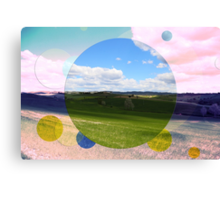 All About Italy. Tuscany Landscape 3 Canvas Print