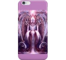 Flowing with Angels (Pink version) iPhone Case/Skin