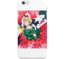 Sailor Uranus Sailor Neptune iPhone Case/Skin