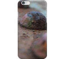 Iron Rivet iPhone Case/Skin