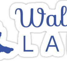 Walloon Lake Sticker