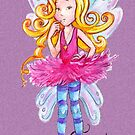 itty bitty Fairy by Liesl Yvette Wilson