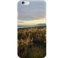 Sunrise in Kawhia iPhone Case/Skin
