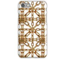 Chain Pattern Collage iPhone Case/Skin