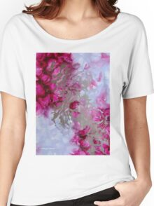 Roses & Fairy Tales Women's Relaxed Fit T-Shirt