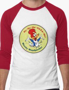 Woodywood Men's Baseball ¾ T-Shirt