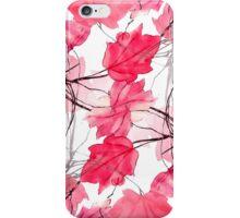 Floral Print Swirls Decorative Design iPhone Case/Skin