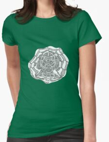Psychedelic Little Magician  Womens Fitted T-Shirt