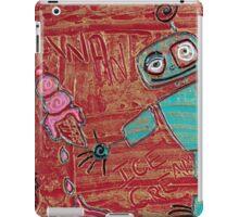 I Want Ice Cream iPad Case/Skin