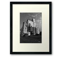 Rice Towers of Katy Texas Framed Print