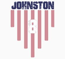 Julie Johnston #8 | USWNT Olympic Roster One Piece - Short Sleeve