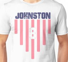 Julie Johnston #8 | USWNT Olympic Roster Unisex T-Shirt