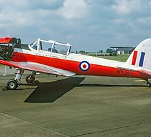 DHC-1 Chipmunk T.10 WK518 by Colin Smedley
