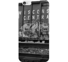 Wisconsin Central iPhone Case/Skin