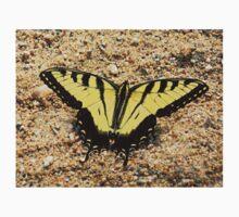 Yellow Tigerfly Kids Tee