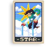 Star Tarot - Kellie Canvas Print