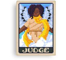 Judgement Tarot - Aseema Canvas Print